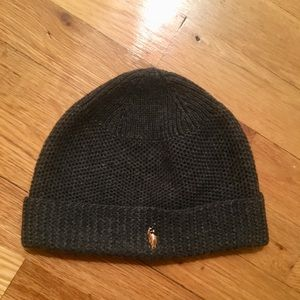 Men's Polo Beanie Hat